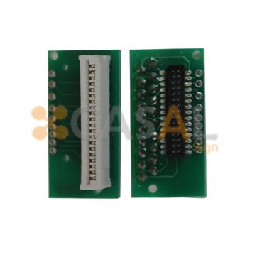 Conector da Cabeça para Wit-Color  14 pinos