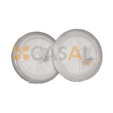 Filtro de Tinta 05 micron com conector de 5 e 6mm