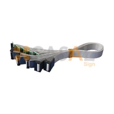 Flat Cable com Conectores XAAR Diversos