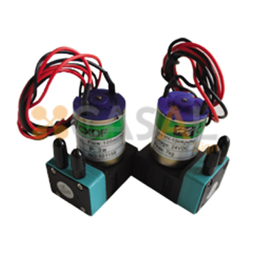 Pump Small 100-200ml/min. 3W 24V DC