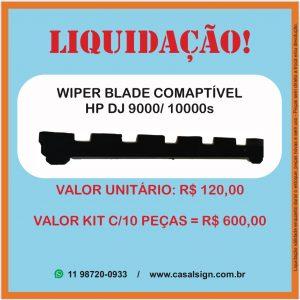 Wiper Blade HP 9000/10000 DesignJet