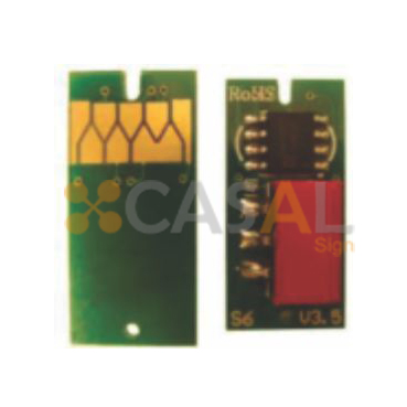 Chip para  7700/9700 Cartucho e Tank de Descarte